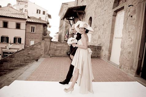 Matrimonio a Cortona
